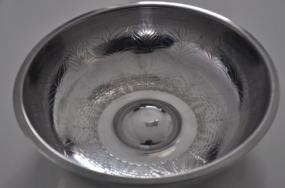 Hamam Wasserschale Aluminium