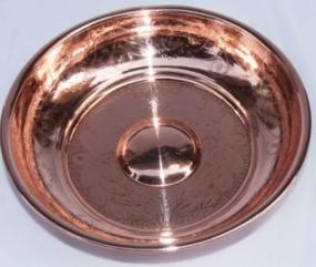 Hamamschale aus Kupfer