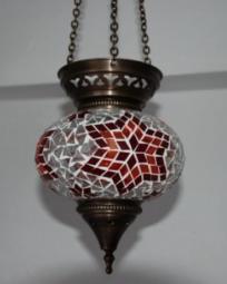 Mosaik Lampe 1