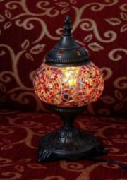 Mosaik Lampe 3