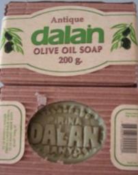 Olivenseife Dalan (verpackt)