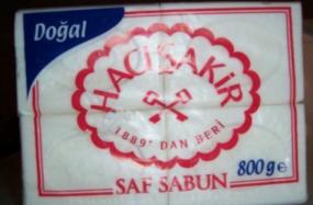 Seife Haci Sakir (Kernseife)